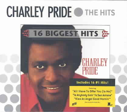 16 BIGGEST HITS BY PRIDE,CHARLEY (CD)